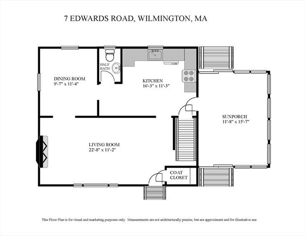 7 Edwards Road Wilmington MA 01887
