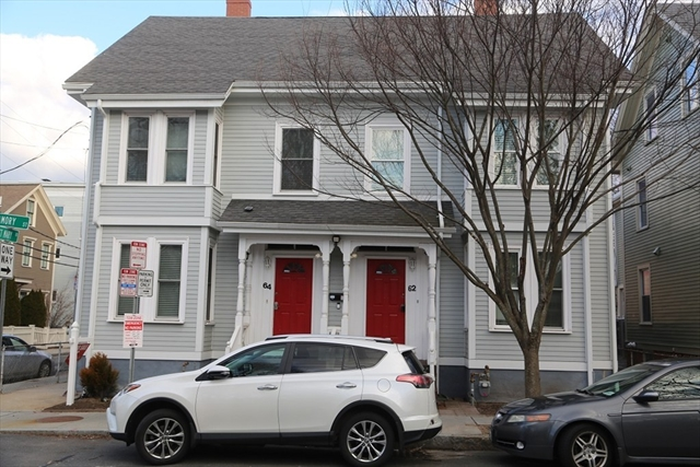 62-64 Amory St, Cambridge, MA, 02139,  Home For Sale
