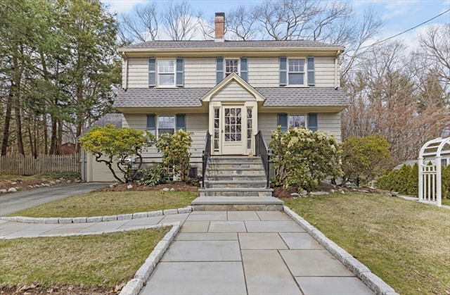 53 Beverly Road Newton MA 02461