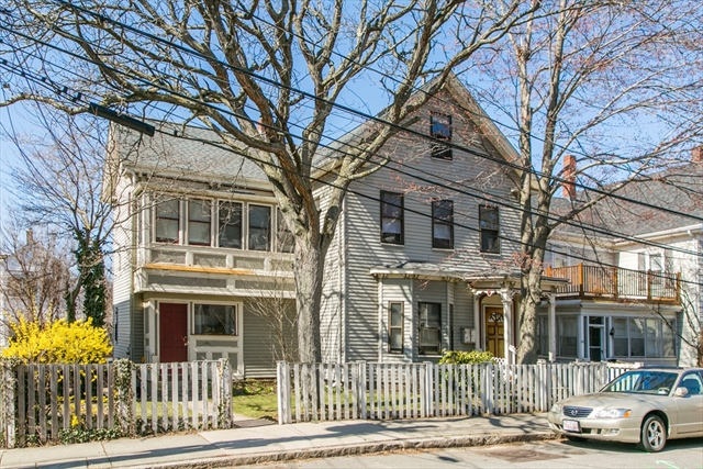 80 Irving Street, Somerville, MA, 02144, Davis Square Home For Sale