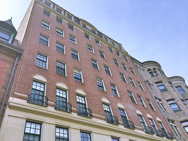180 Commonwealth Avenue Boston MA 02116