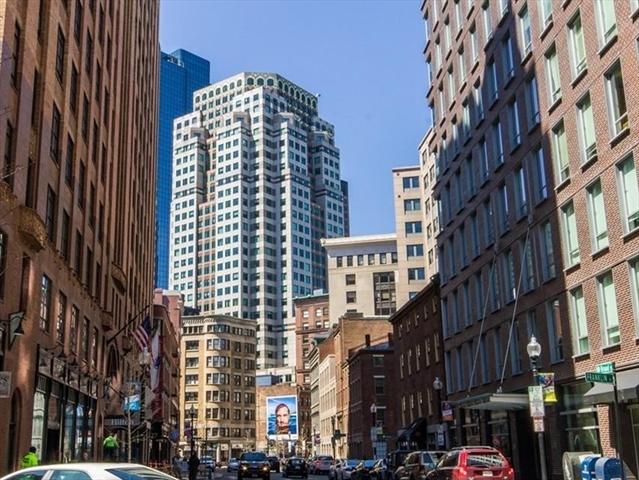 80 Broad Street Parking Space 15 Boston MA 02110