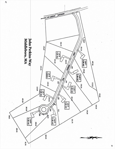 Lot 5 John Perkins Way Middleboro MA 02346
