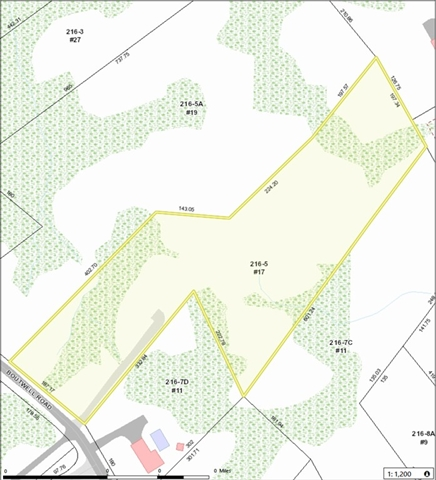 17 Boutwell Rd, Lot 2 Andover MA 01810