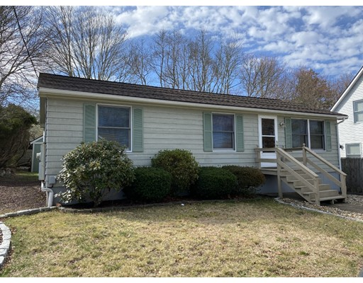 Lovely 3 Bedroom Ranch. Large eat-in Kitchen. Good size Living Room. Good size Fenced-In yard. Low lying deck. Off street Parking. Call Today.