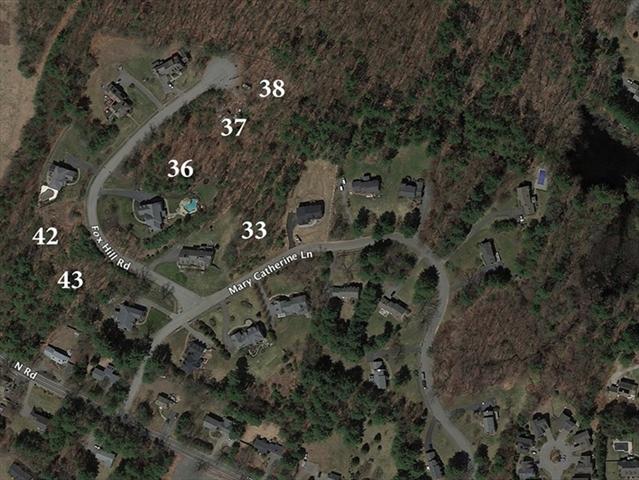Lot 36 Fox Hill Drive Sudbury MA 01776