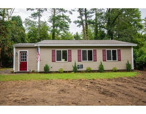 Adorable 2 bedroom 1 bath ranch recently renovated.  Kitchen features granite counters and stainless appliances. This sweet home has views of Long Pond. Brand new septic and brand new well.