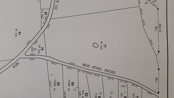 27 New Athol Road Petersham MA 01366