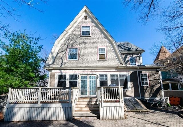 1008 Beacon Street Newton MA 02459