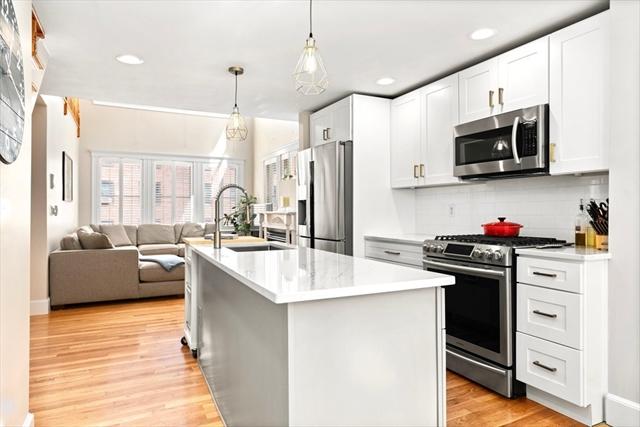 124 Bunker Hill Street, Boston, MA, 02129, Charlestown Home For Sale
