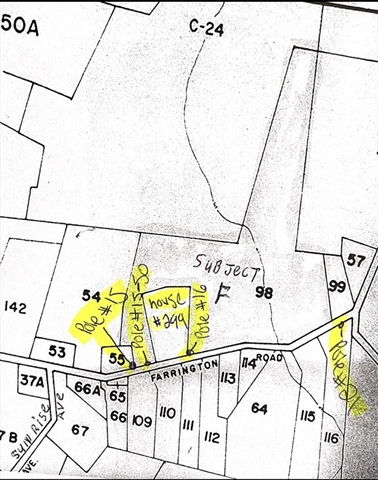 Townlot 98 Farrington Road Barre MA 01005
