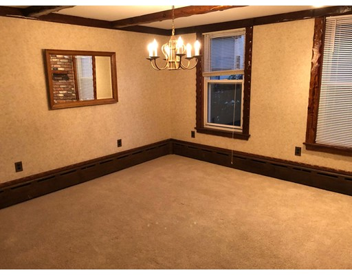This townhouse in Quincy Center is conveniently located with bus lines, subway, supermarkets, shopping, major highways, restaurants, and many other amenities all around. .  It has 3 spacious bedrooms on the 2nd floor, first floor offers dining room, living room as we as a large eat-in kitchen. Rent includes parking, heat, cold and hot water, shared coin up laundry in the building.  Can't beat it!  Brokerage fee where applicable. Available now - contact agent immediately!