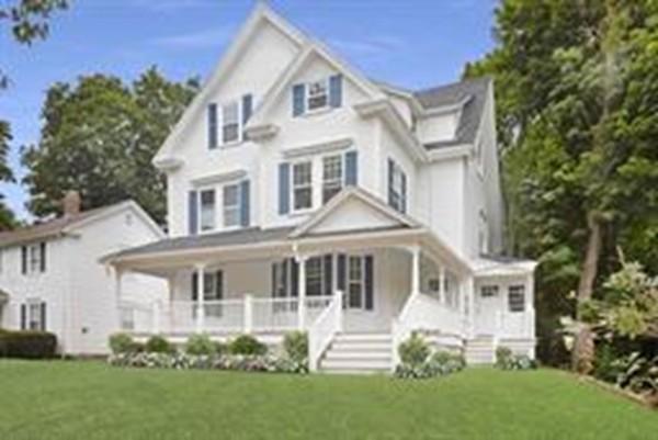 121 Washington, Wellesley, MA, 02481, Wellesley Farms  Home For Sale