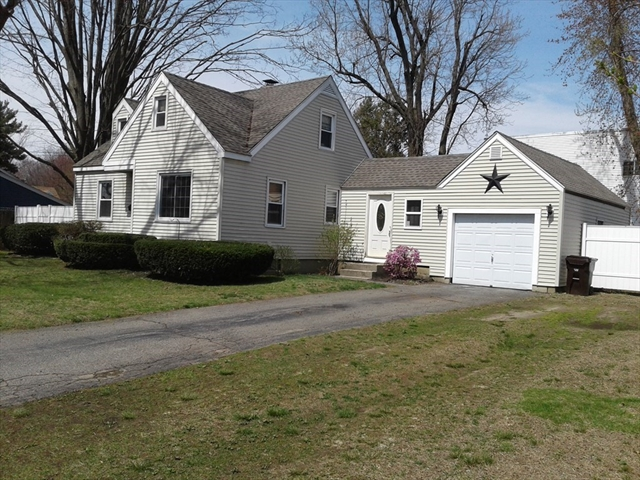 26 Harvey Johnson Drive Agawam MA 01001