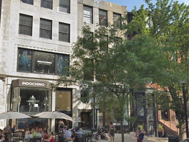 85 Newbury Street Boston MA 02116