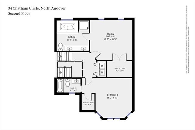 34 Chatham Circle North Andover MA 01845