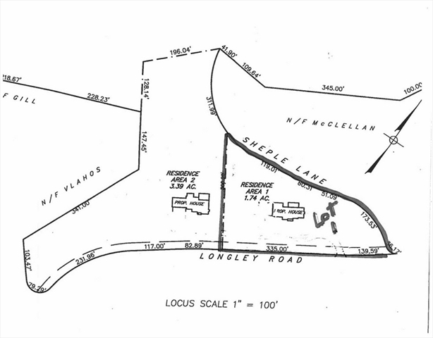 Lot 1 Sheple Lane Groton MA 01450