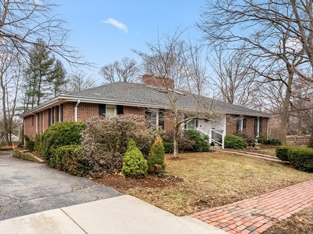 5 Jefferson Road Brookline MA 02467