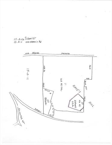 lot 11 School Street Granby MA 01033
