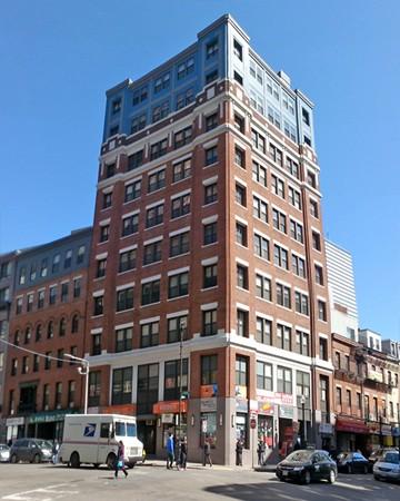 40 Harrison Avenue Boston MA 02111