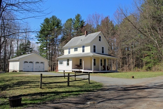 16 Woodbine Street, Greenfield, MA<br>$225,000.00<br>0.61 Acres, 3 Bedrooms