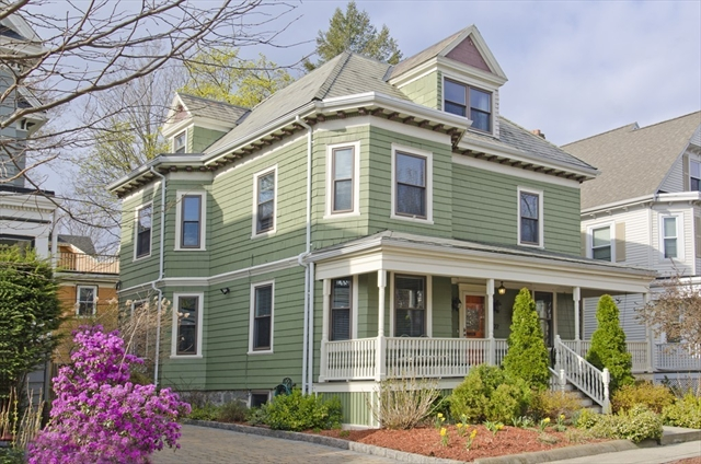 22 Morrill Street Boston MA 02125