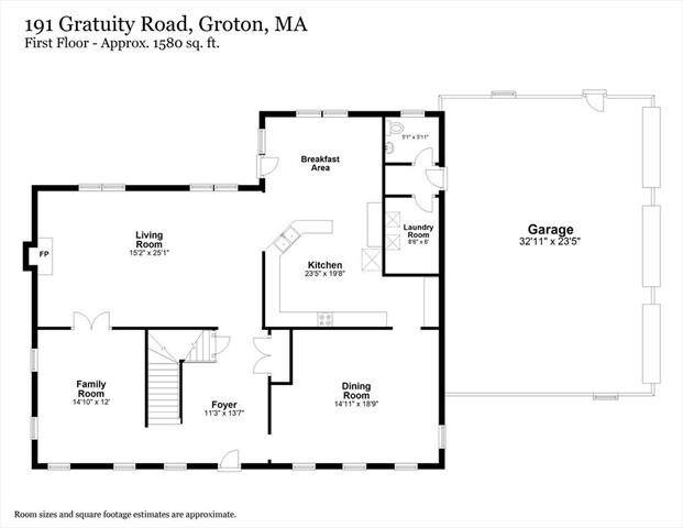 191 Gratuity Road Groton MA 01450