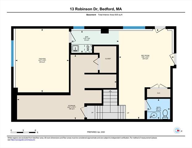 13 Robinson Drive Bedford MA 01730