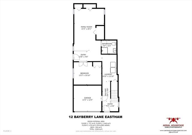 12 Bayberry Lane Eastham MA 02642
