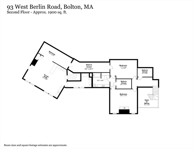 93 W Berlin Road Bolton MA 01740