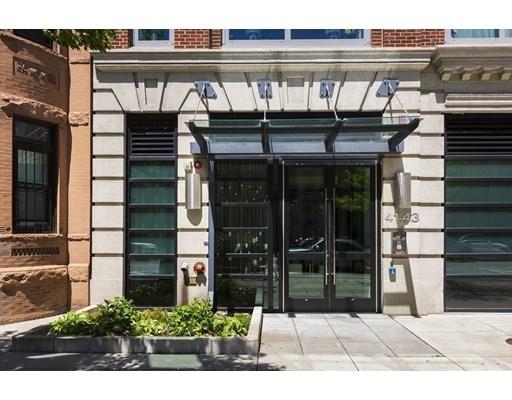 43 Westland Ave ##609, Boston, MA 02115