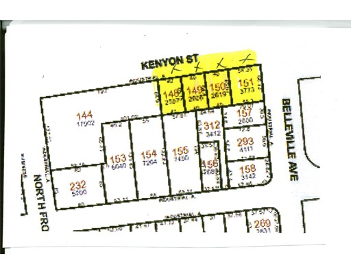 20 KENYON STREET, New Bedford, MA 02740
