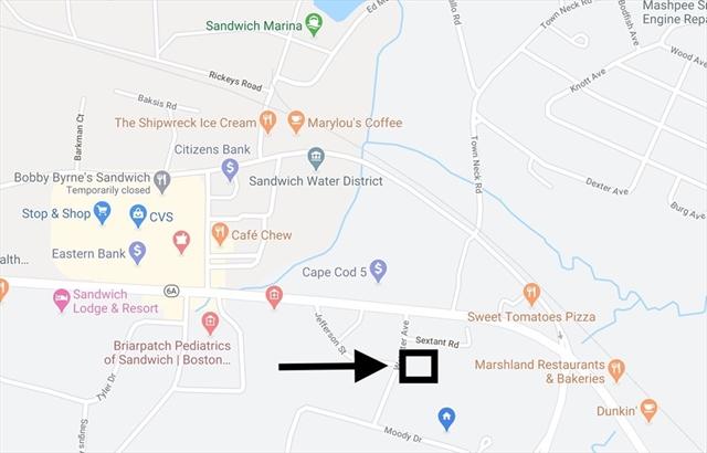 1 Webster Avenue Sandwich MA 02563