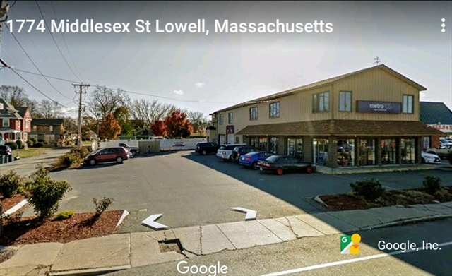 1774 Middlesex Street Lowell MA 01851