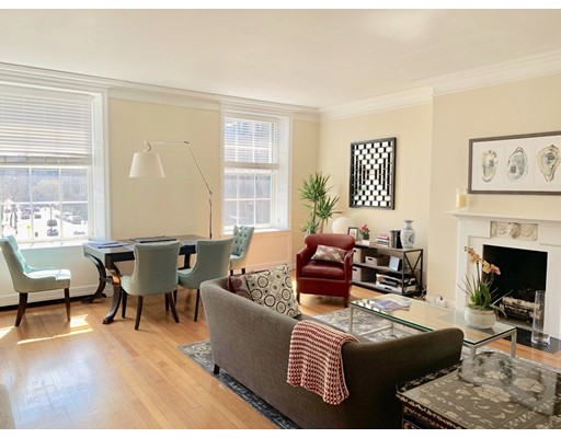 Pictures of  property for rent on Beacon St., Boston, MA 02108