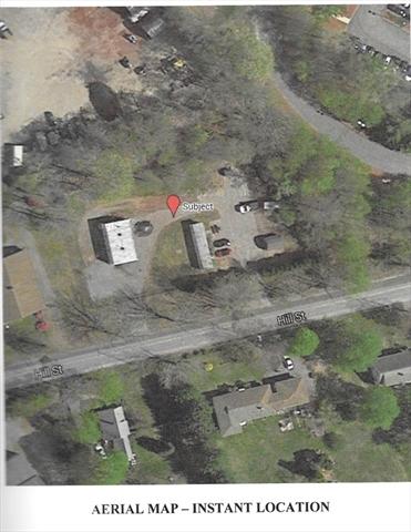 Hill Street Raynham MA 02767