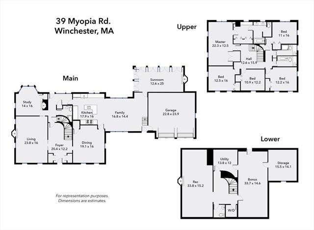 39 Myopia Road Winchester MA 01890