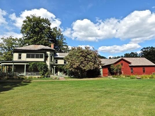 37 Bray Road, Buckland, MA<br>$449,900.00<br>8.8 Acres, 7 Bedrooms
