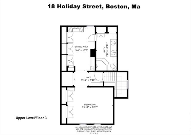 18 Holiday Street Boston MA 02122