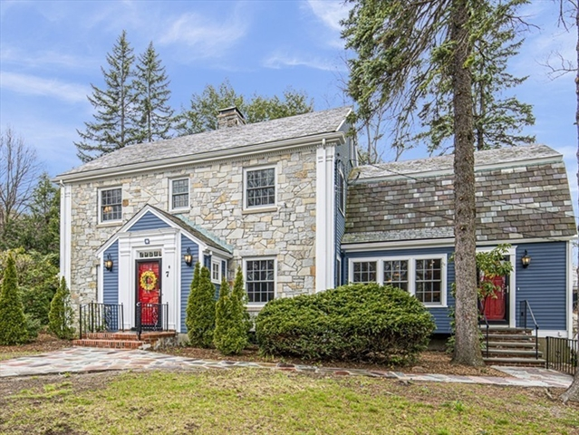 7 Fairway Road Brookline MA 02467