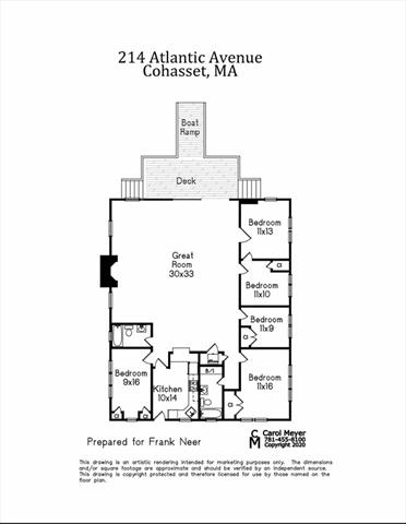 214 Atlantic Avenue Cohasset MA 02025