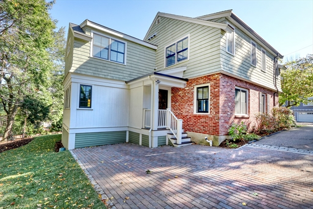 5 Richfield Road Newton MA 02465