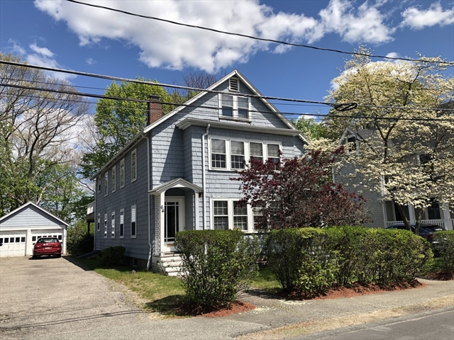 62-64 Prospect St, Wellesley, MA, 02481,  Home For Sale
