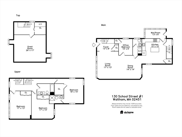 130 School Street Waltham MA 02451