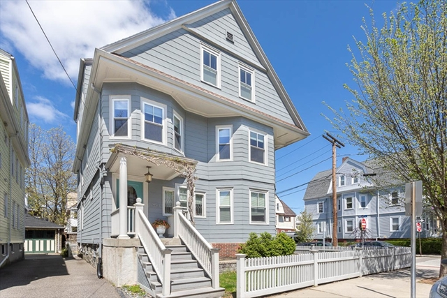 250 Willow Avenue Somerville MA 02144