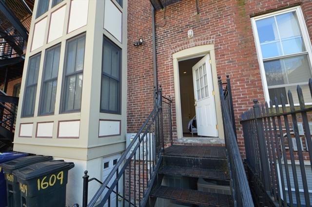 1609 Tremont Street Boston MA 02120