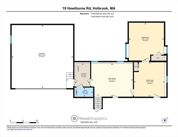 19 Hawthorne Road Holbrook MA 02343