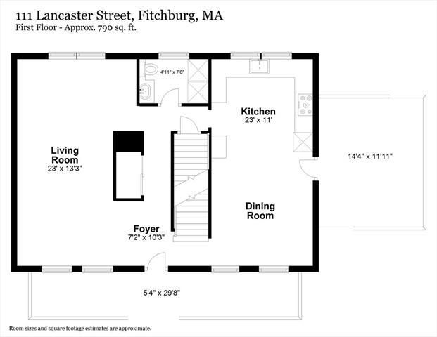 111 Lancaster Street Fitchburg MA 01420
