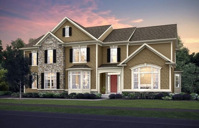 34 Woodlot Drive - Lot 11 Milton MA 02186