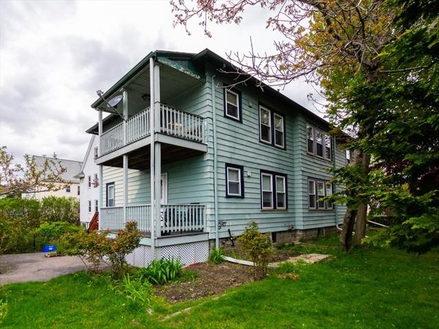 8-10 Donnybrook Road, Boston, MA, 02135, Brighton Home For Sale